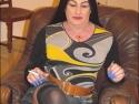 Prive ontvangst in Huis MOOI VROUWELIJKE SHEMALE TRANSEXUEEL ONTVANGD